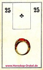 Wüst Lenormand der Ring